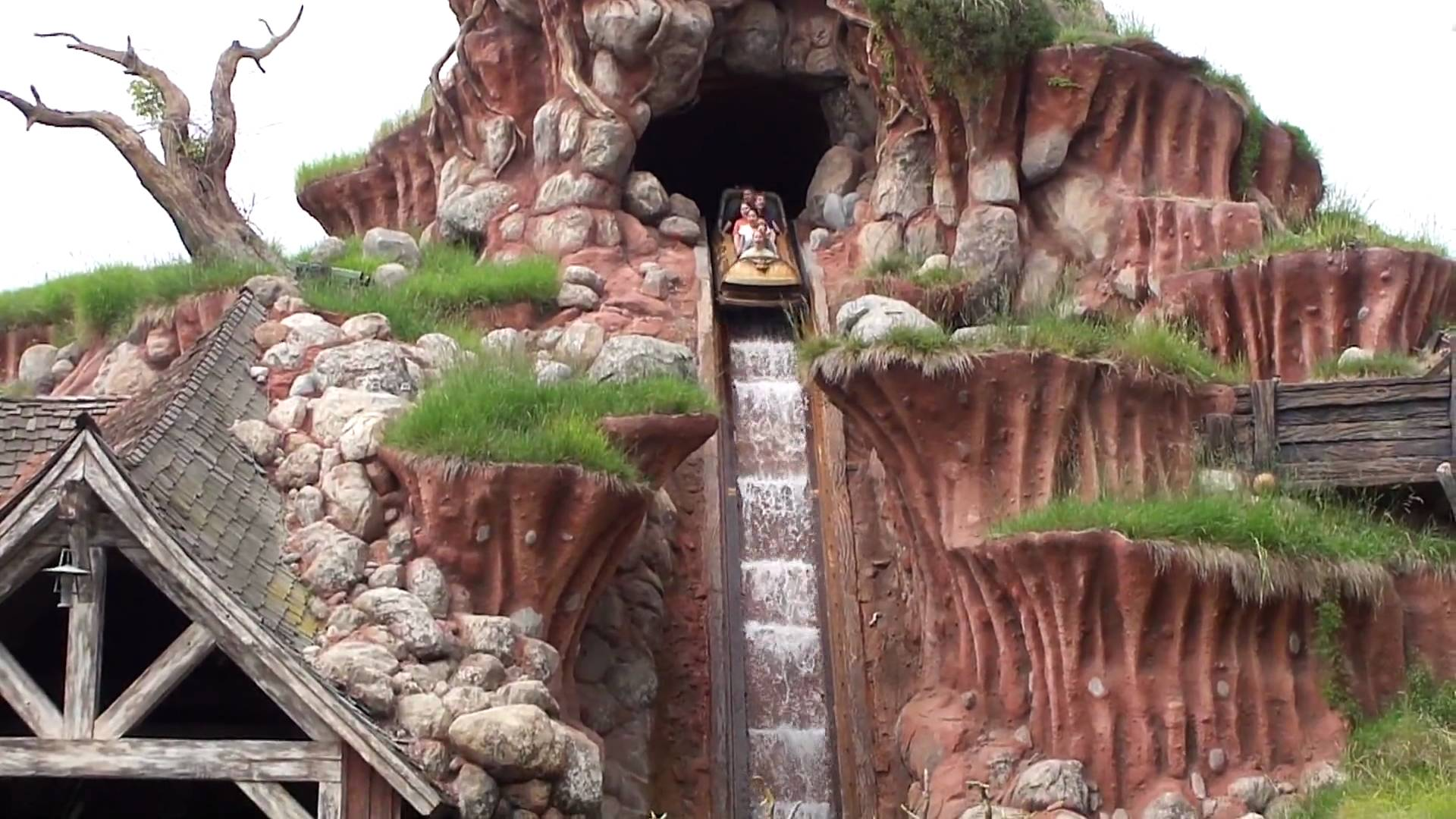 splash mountain pictures - HD 1920×1080